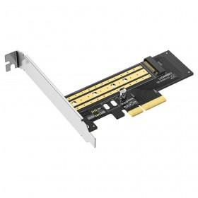 Переходник для M.2 NVMe с PCI-E 3.0x4 UGREEN