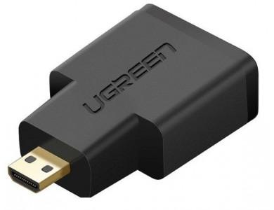 Переходник HDMI(f) - micro HDMI(m) (20106) UGREEN
