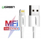 Кабель USB(m) - Lightning(m) 8-pin, 1m UGREEN