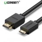 Кабель HDMI(m) - micro HDMI (m), 1m UGREEN