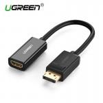 Конвертер DisplayPort на HDMI adapter UGREEN