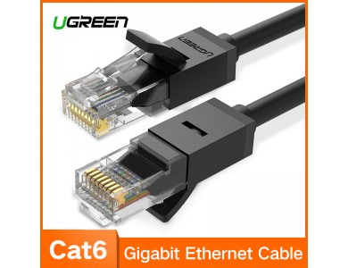 Кабель Patch-cord UTP cat 6 (Пачт-корд 5м.) UGREEN в Алматы