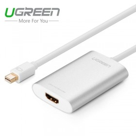 Конвертер с mini DisplayPort на HDMI, 4K (UGREEN)
