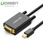 Кабель mini DisplayPort(m) - VGA(m), 1,5m (UGREEN)