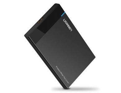 """Корпус внешнего жесткого диска USB 3.0 SATA 2.5"""" UGREEN"""