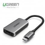 Конвертер USB 3.1(m) Type C на HDMI (UGREEN)