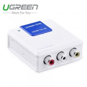 Конвертер с HDMI на AV (UGREEN)