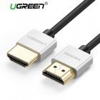 Кабель HDMI версия 2.0, 1m (UGREEN)