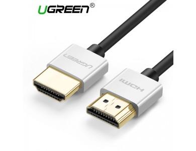 Кабель HDMI версия 2.0, 1m (UGREEN) в Алматы.