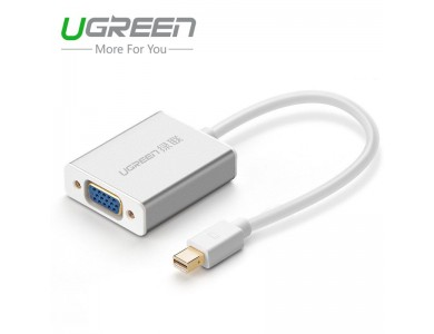 Конвертер с mini DisplayPort на VGA (UGREEN)