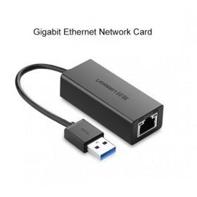 Конвертер с USB 3.0(m) на LAN (Внешняя USB 3.0 —1Гбит/с сетевая карта) UGREEN