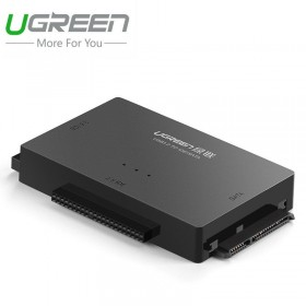 Переходник с USB 3.0 на SATA & IDE (UGREEN)
