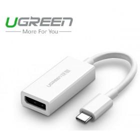 Конвертер с USB 3.1(m) Type C на DisplayPort (UGREEN)
