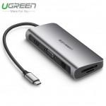 Док-станция USB 3.1 Type C (UGREEN)