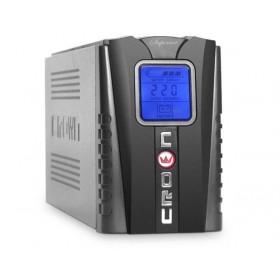 Источник бесперебойного питания UPS Crown CMU-650 LCD