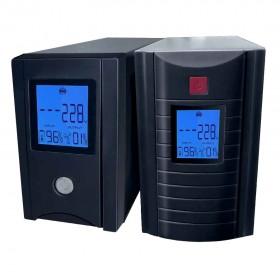 Источник бесперебойного питания, SantakUPS CPU, AVR, LCD display, 800VA/480W