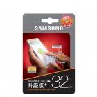 Карта памяти microSDHC с адаптером Samsung 32GB (UHS-I, class 10)