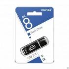 Флешка Smartbuy 8GB Glossy Series USB 3.0