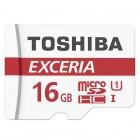 Карта памяти microSDHC Toshiba 16GB (UHS-I, class 10)