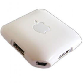 USB хаб, 4 порта в стиле Apple