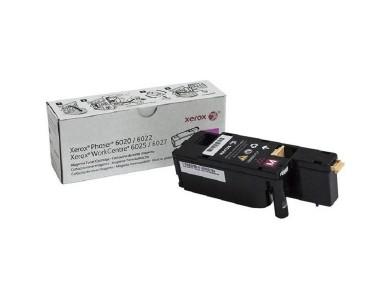 Тонер-картридж Xerox Phaser 6020/6022/ WC 6025/6027 (106R02761) magenta ORIGINAL
