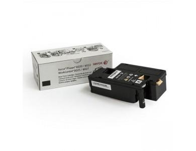 Тонер-картридж Xerox Phaser 6020/6022/ WC 6025/6027 (106R02763) black ORIGINAL