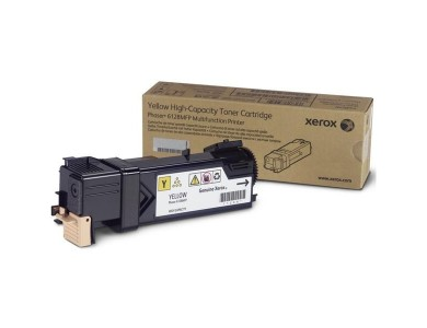 Картридж Xerox Phaser 6128MFP 2,5K (106R01458) Yellow ORIGINAL